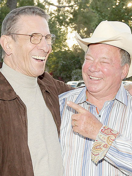William Shatner Enlists Fans For Awesome Leonard Nimoy Tribute | William Shatner