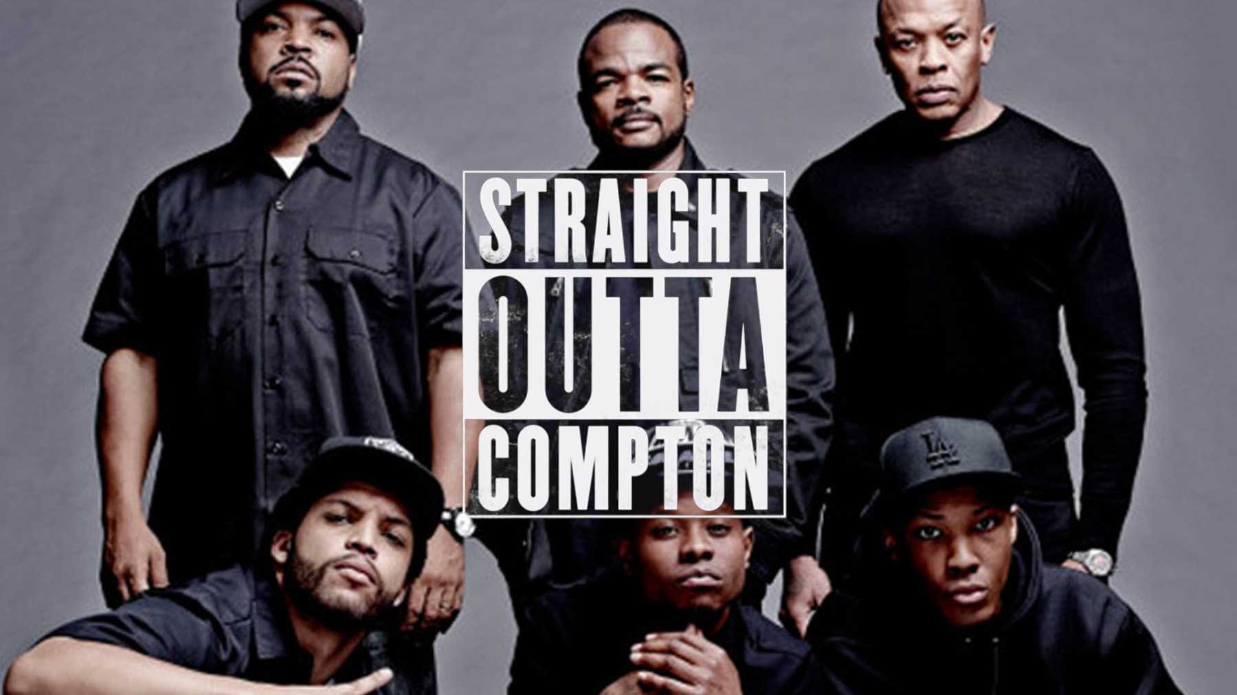 Straight Outta PopWrapped: Compton Movie Memes Go Viral | straight outta