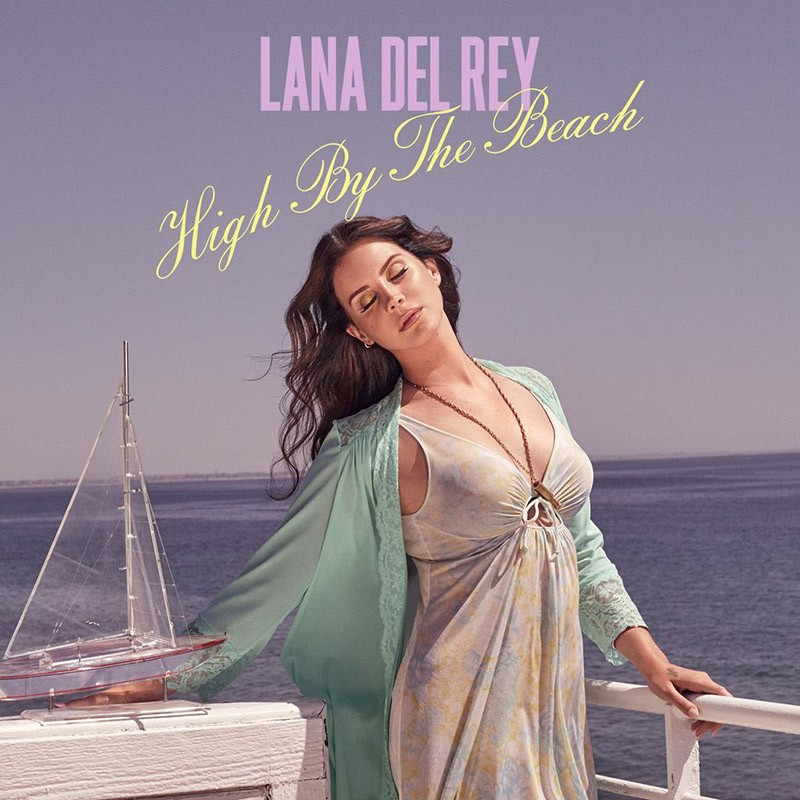 All Lana Del Rey Wants To Do Is Get High By The Beach | Lana Del Rey