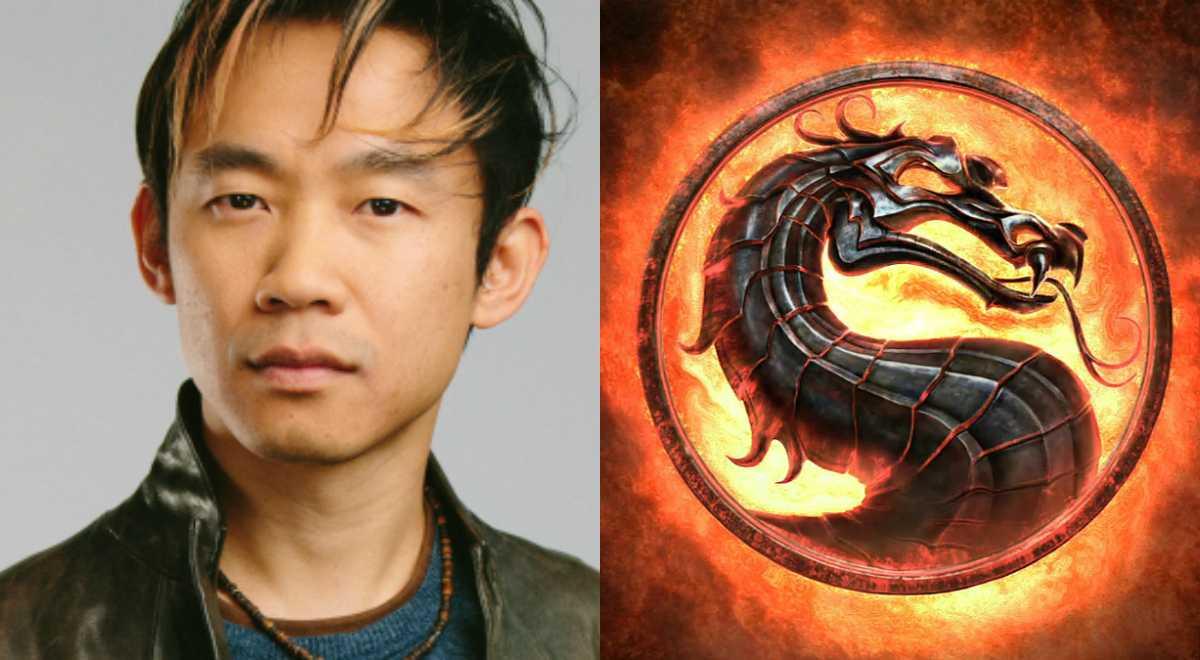 James Wan Producing NEW 'Mortal Kombat' Film | James Wan