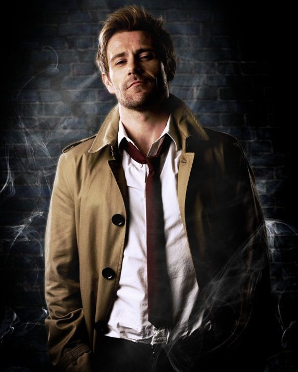 Constantine To Appear On Arrow | Constantine