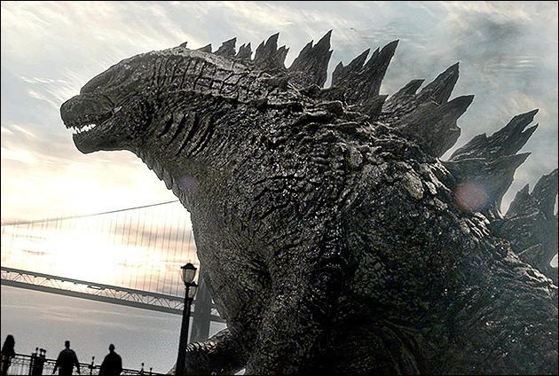 Godzilla Writer Teases A