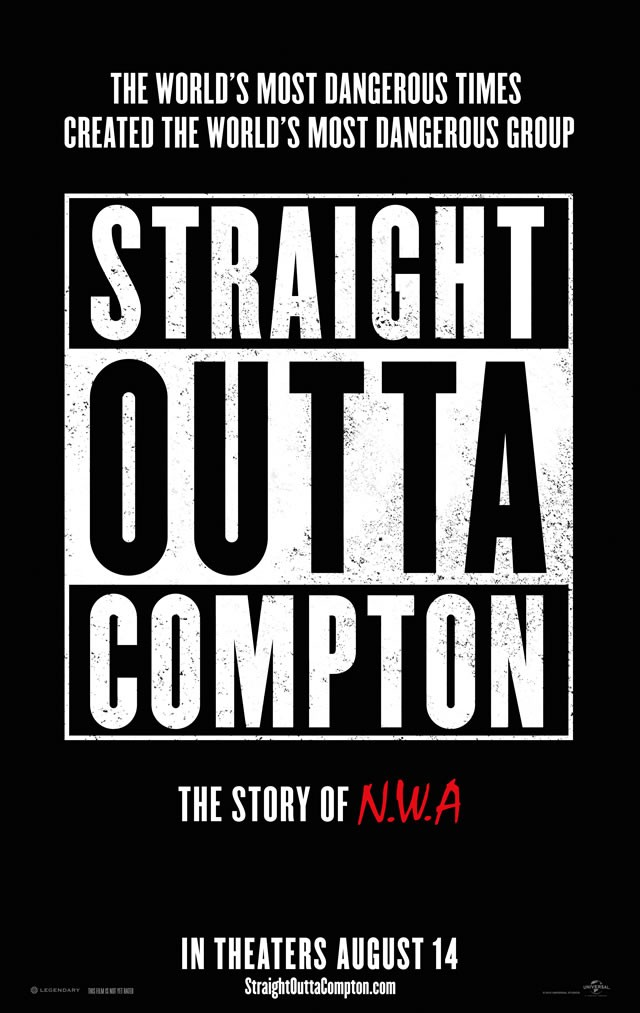 Straight Outta Compton Taught Me | Compton
