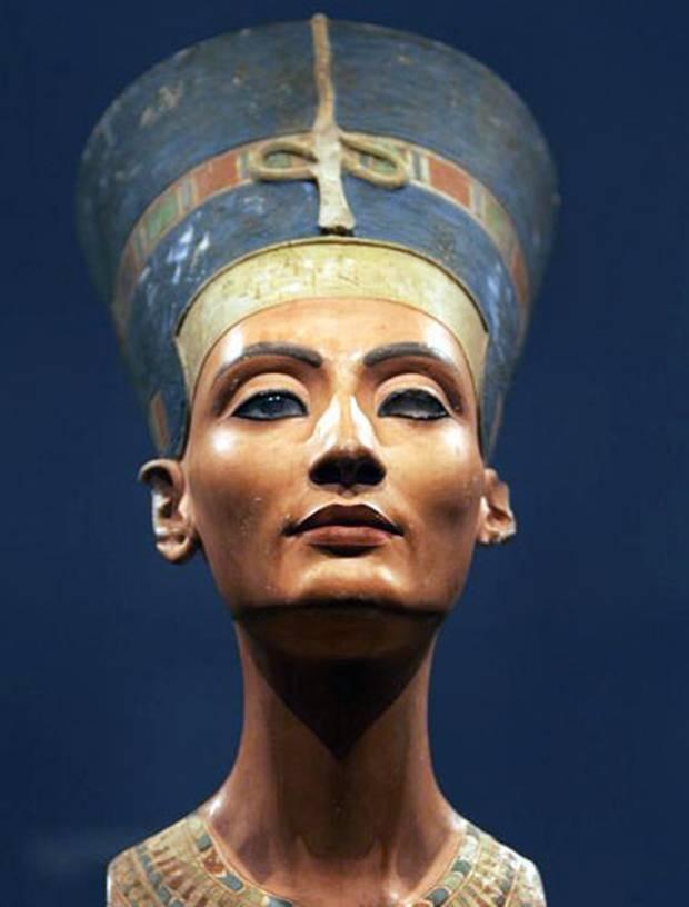 Lost Tomb Of Nefertiti Might Have Been Found | Nefertiti