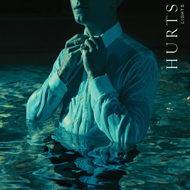 HURTS Get Funky On New Countdown Single, Lights | Lights