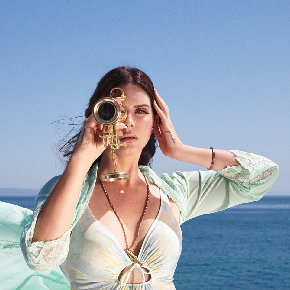 Lana Del Rey Goes Gangsta In High By The Beach Video | High By The Beach