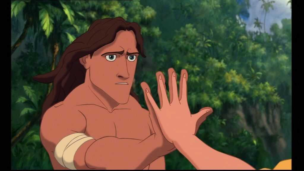 Could Tarzan Be Anna And Elsa's Little Brother? | Anna and Elsa