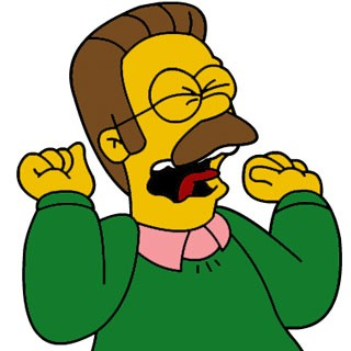 Okilly Dokilly: World's First Ned Flanders Metal Band Rocks | Ned Flanders
