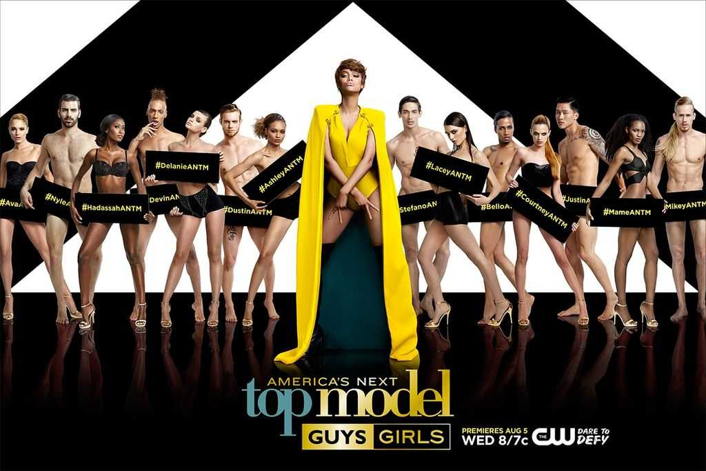 America's Next Top Model: 22x01, The Guys and Girls Make It to Hollywood | America's Next Top Model