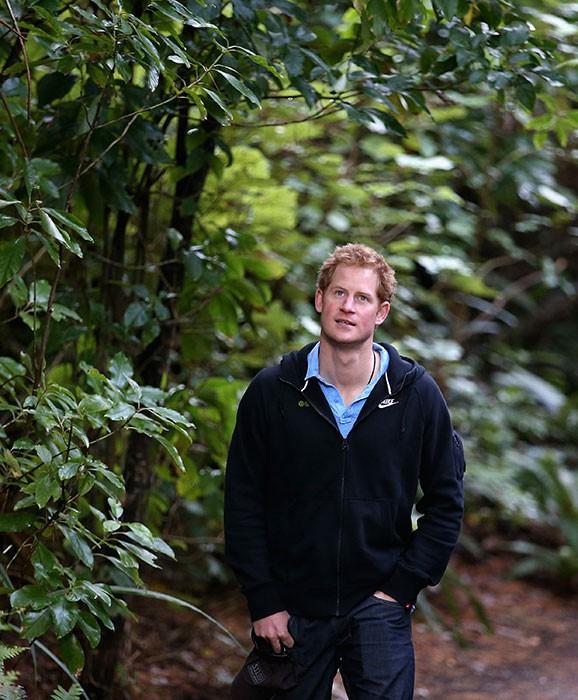 Prince Harry Takes Action Against Poachers | Poachers