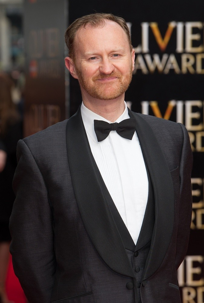 Mark Gatiss Speaks Up About BBC Critics | Mark Gatiss