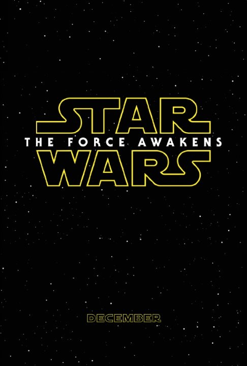 Star Wars: The Force Awakens Receives Throwback Poster | star wars: the force awakens