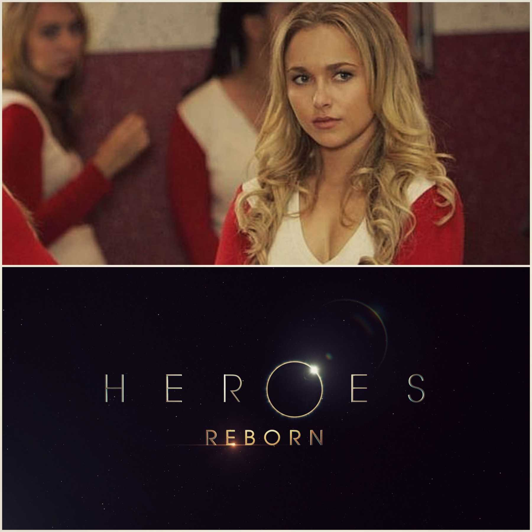 Cheerleader No More! Claire Bennet Is Dead In Heroes Reborn | Heroes Reborn