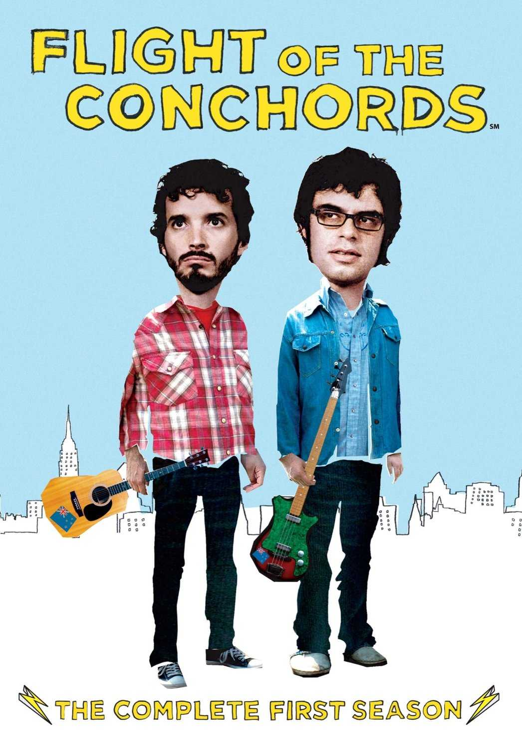 It's Business Time: Flight Of The Conchords Movie In The Works | Conchords