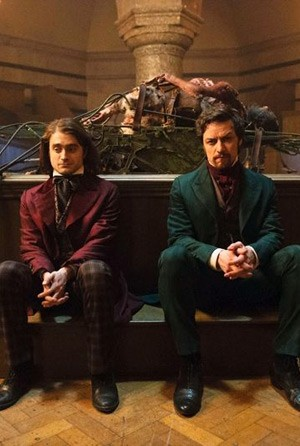 First Trailer For Victor Frankenstein Released | Frankenstein