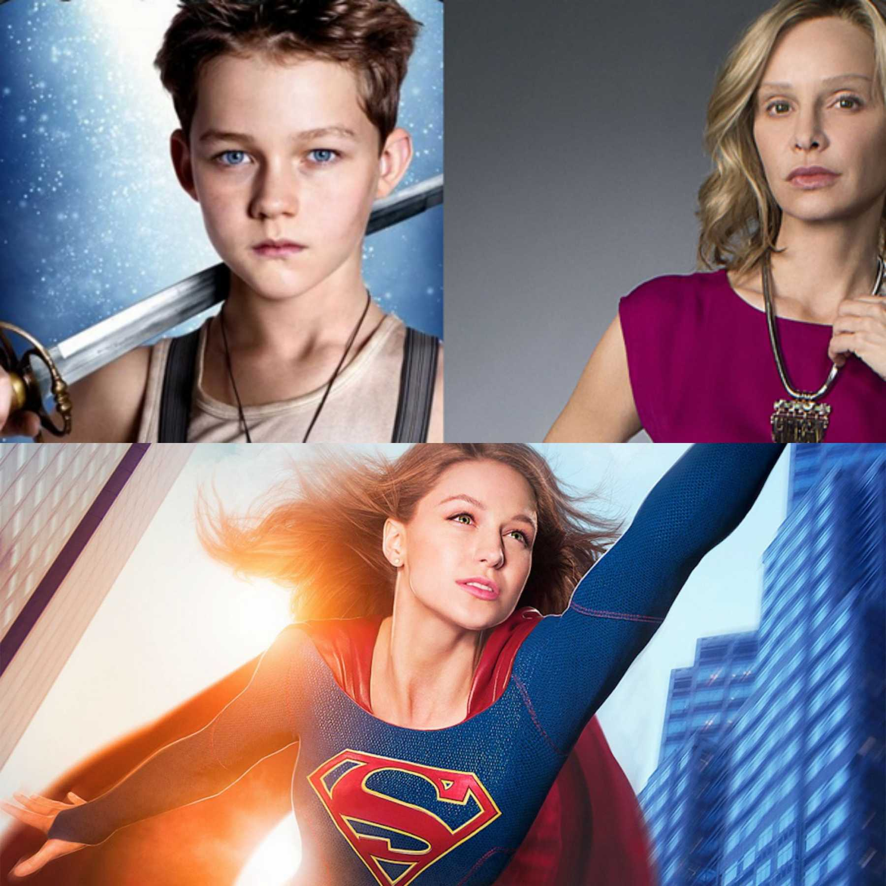 Pan's Levi Miller Joins The Cast Of Supergirl | Levi Miller