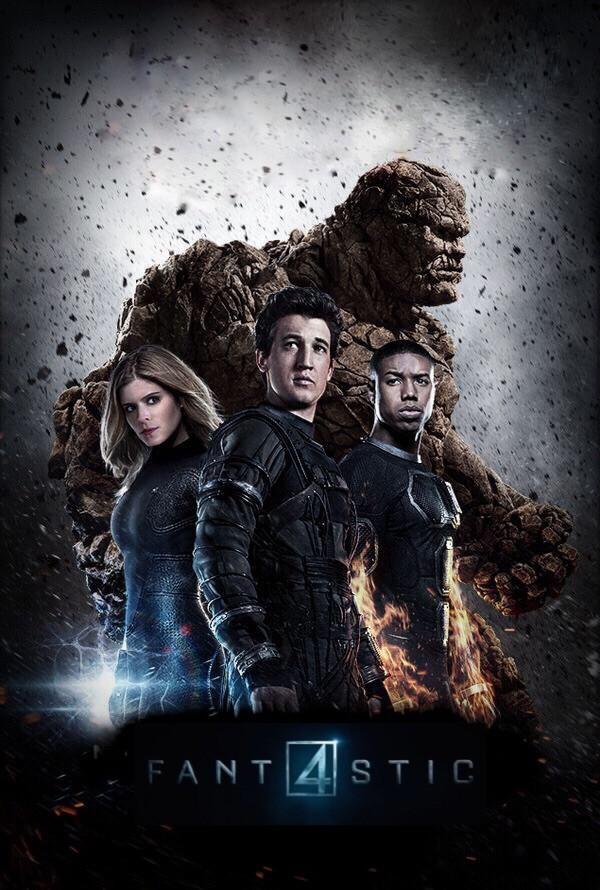 New Light On That Missing Fantastic Four Action Scene | Fantastic Four