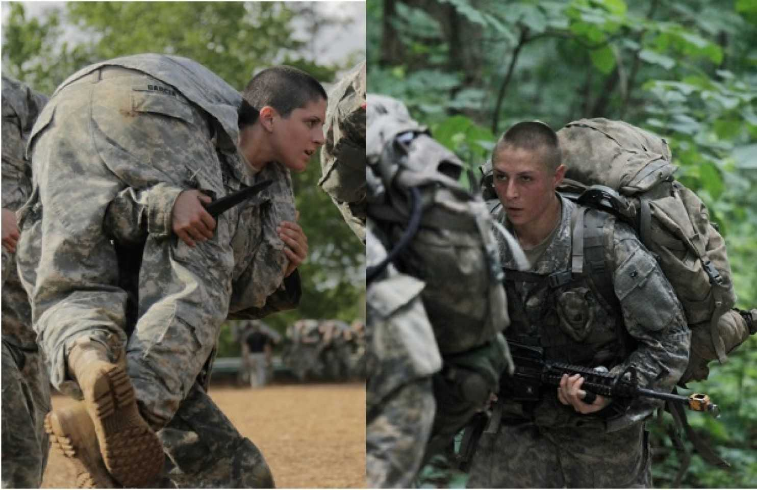 Two Women Become The First To Graduate From Army Ranger School | Ranger