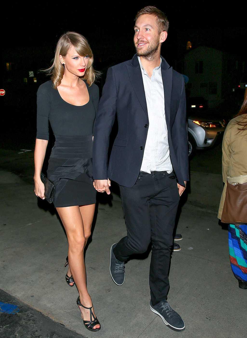 Calvin Harris Spars With Zayn Malik On Twitter Defending T-Swift's Honor | Twitter