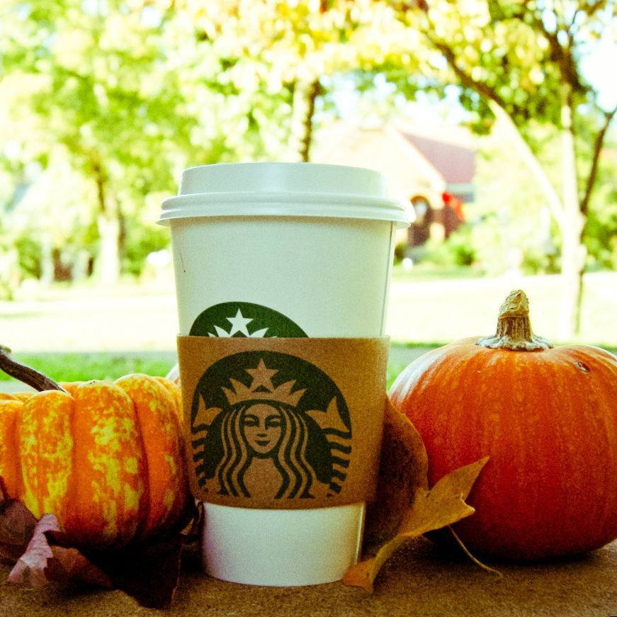 Actual Pumpkin Added To Starbucks' Pumpkin Spice Latte | Pumpkin Spice