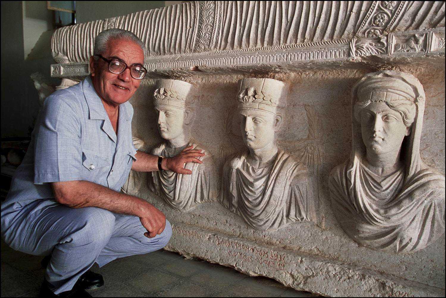 ISIS Behead Pioneer Archaeologist, Khaled Al-Asaad,  In Syria | Khaled Al-Asaad