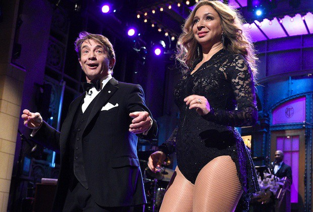 Martin Short To Co-Host Maya Rudolph's Variety Show | Martin Short