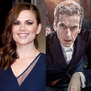 Hayley Atwell Wants To Be Doctor Who | Hayley Atwell