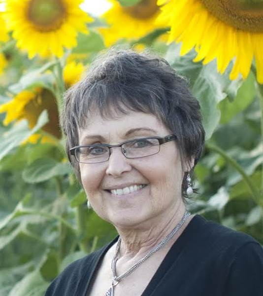 4 Miles Of Sunflowers Were Planted In Memory of Loving Wife and Mother | sunflowers