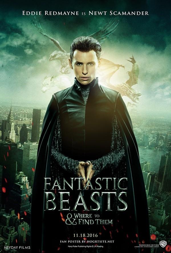 Fantastic Beasts Has Begun Filming | Fantastic Beasts