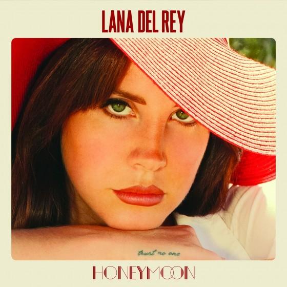 Lana Del Rey Reveals 'Honeymoon' Artwork & Tracklist | Honeymoon
