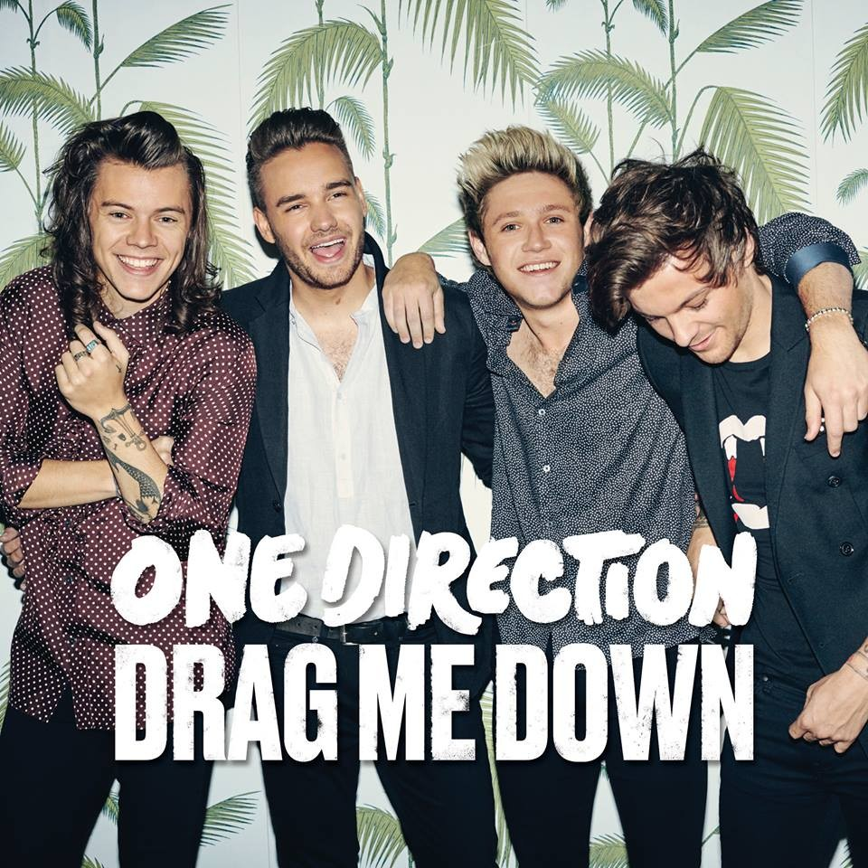 One Direction Take Over NASA For Drag Me Down Video | Drag Me Down
