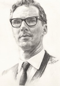 Pop Art: Benedict Cumberbatch Appreciation Day   Benedict Cumberbatch
