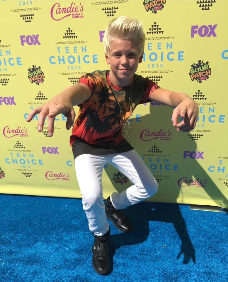 Carson Lueders Talks Pop Nation Tour And Living His Dream | Carson Lueders