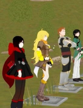 RWBY RECP: Volume 1, Episode 4: The First Step | The First Step