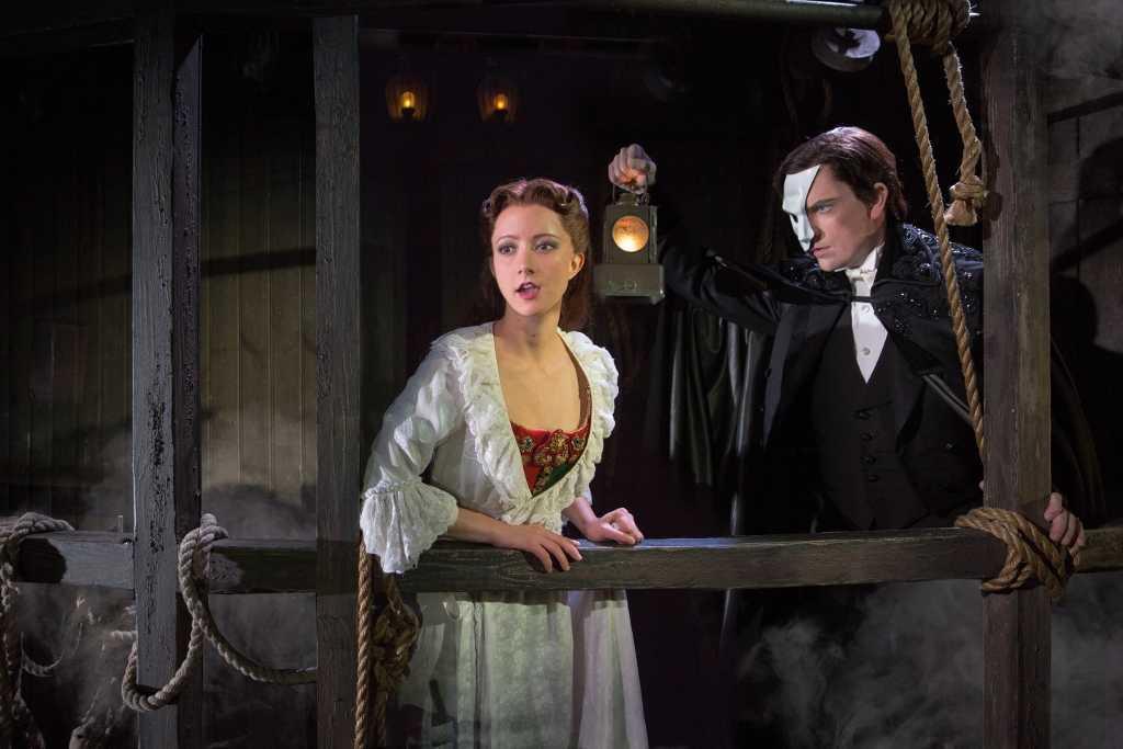 Phantom Of The Opera's Katie Travis Talks The Role Of A Lifetime | Phantom of the Opera