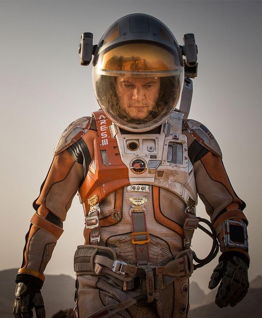 Full-Length Trailer Revealed For Ridley Scott's 'The Martian' | The Martian
