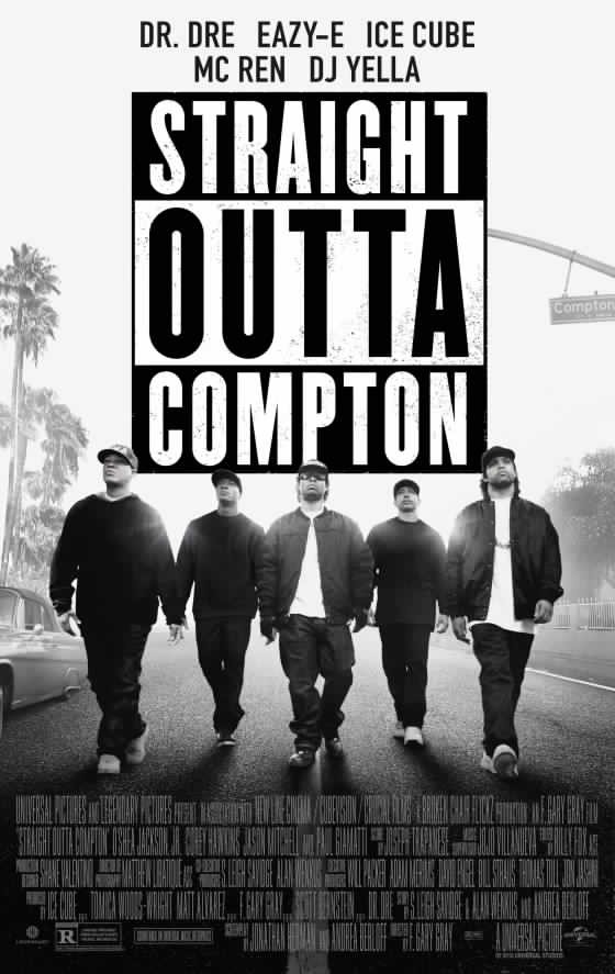Loudinni Says: Don't Be Afraid Of Straight Outta Compton | Straight Outta Compton