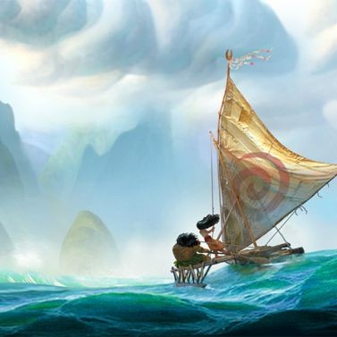 Disney Introduces Polynesian Princess Moana | moana