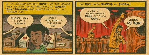 PopWrapped Reviews Hip Hop Family Tree, Issue #1 | Hip Hop Family Tree