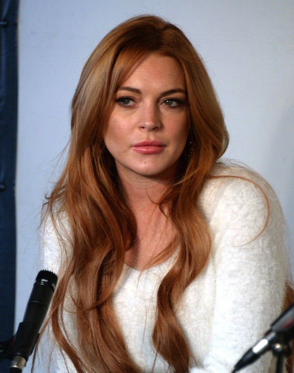 Lindsay Lohan Reportedly Turns Down Tell-All Book Deal | Lindsay Lohan