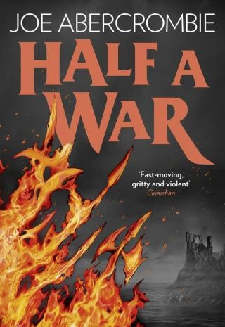 Book Review: Joe Abercrombie's 'Shattered Sea' Trilogy Fizzles Out With