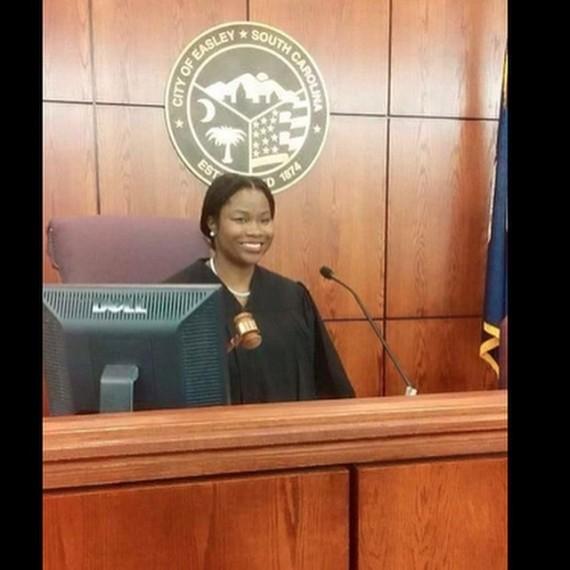 South Carolina Makes History Swearing In Jasmine Twitty As Judge | Jasmine Twitty