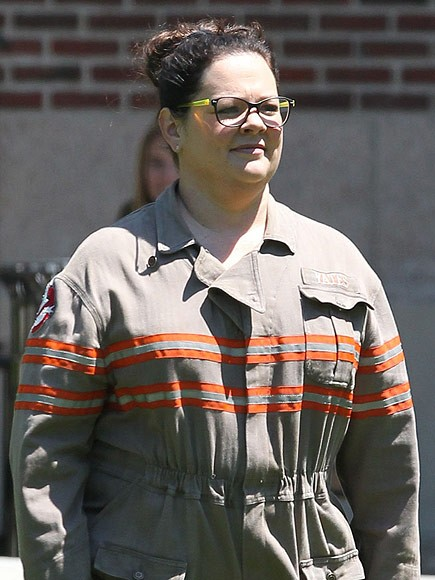 Melissa McCarthy Blesses The World With Badass Ghostbusters Photo | melissa mccarthy