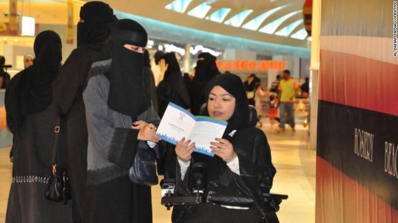 Saudi Women Make History By Registering To Vote | Saudi Women