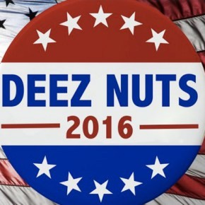 Sanders And Deez Nuts? Candidate Weighs In On 2016 Election | Deez Nuts