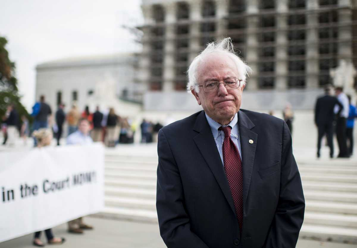 Sanders Voices Strong Words For Koch Brothers In South Carolina | Koch Brothers