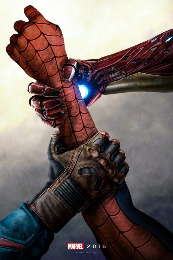 One More Spider-Man Character To Appear In 'Captain America: Civil War' | Spider-Man