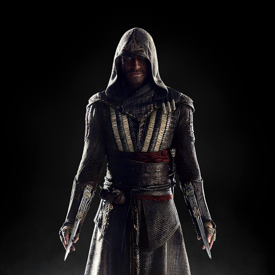 First look At Michael Fassbender In Assassin's Creed Is Dark And Sexy | Assassin's Creed