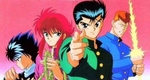 Toonami Adds Yu Yu Hakusho To Pre-Flight Streaming | Yu Yu Hakusho