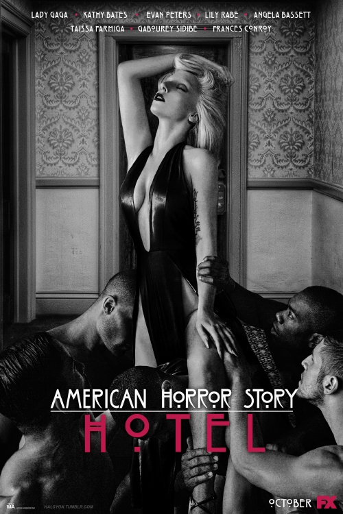 Lady Gaga Makes Cover Of EW Ahead Of AHS: Hotel Premiere | AHS: Hotel